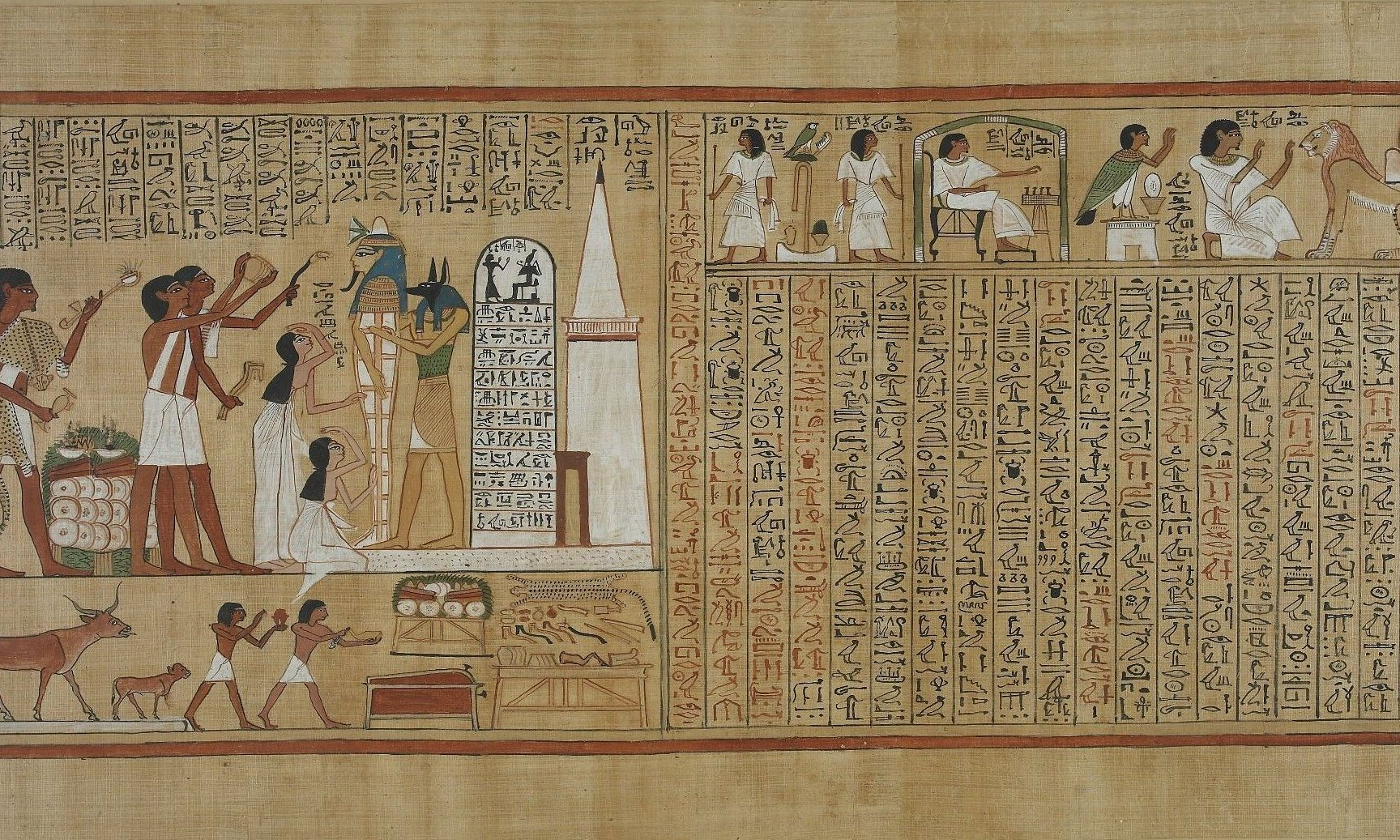 Ancient Egyptian Hieroglyphic Texts Translated Into