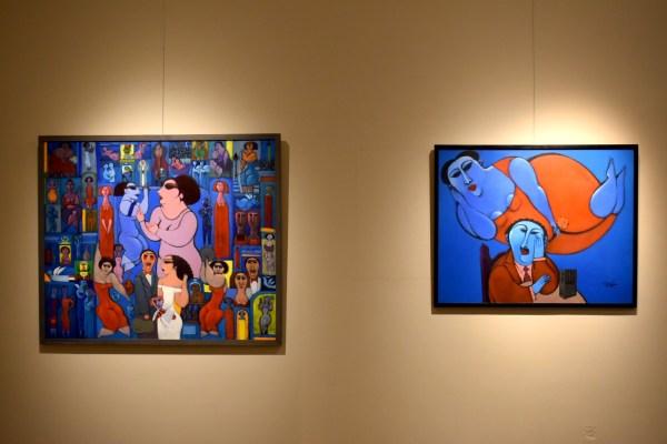 New Art Gallery Exhibit