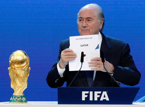 Qatar 2022 World Cup Date Moved to NovemberDecember