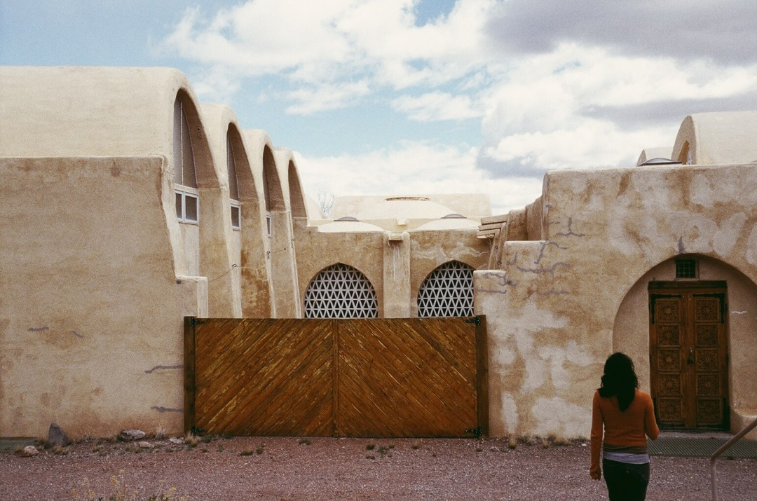The New Gourna Mosque by Hassan Fathy