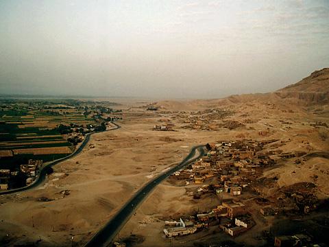 Luxor West Bank