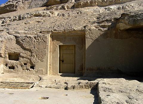 New Kingdom tomb of Nefersekheru