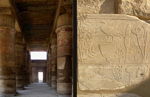Festival Temple of Tuthmose III