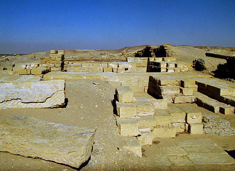Stone Temple of Sobek