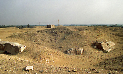 Pyramid of Queen Neferu