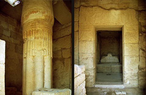 The Temple of Renenutet