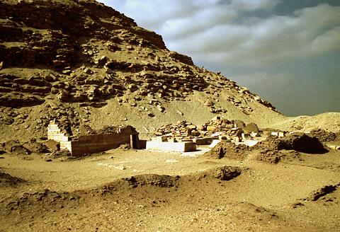 Neferirkare's mortuary temple