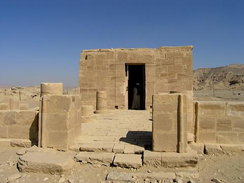 Temple of Hathor and Nekhbet