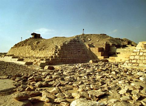 The Pyramid of Pepi I