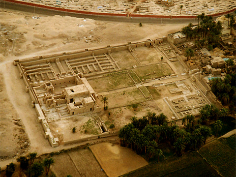 Qurna Temple of Seti I