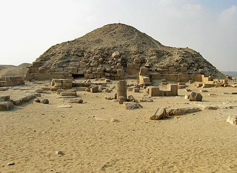 Mortuary temple of Unas