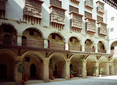 Cairo's Medieval past