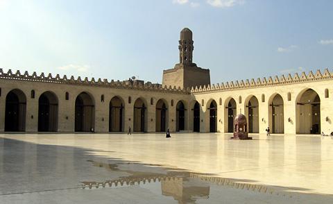 Mosque of Sultan al-Hakim