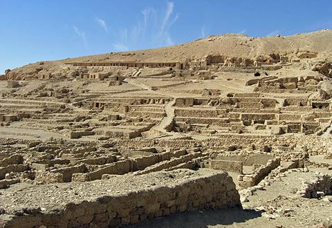 Workmens Village at Deir el-Medina