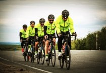 FastestXEurope Cycling Team Sweden Egypt Fastest Trip around Europe on Bike (source: Twitter)