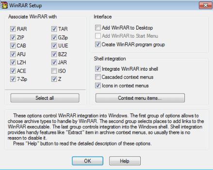 تحميل برنامج وينرار 2019 Download winrar