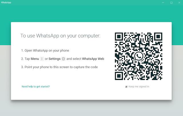تحميل برنامج واتس اب ويب 2019 للكمبيوتر Whatsapp for Computer