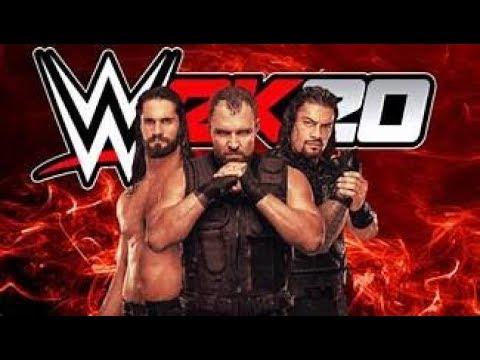 تحميل لعبة المصارعة الحرة 2020 WWE Raw للكمبيوتر وللموبايل