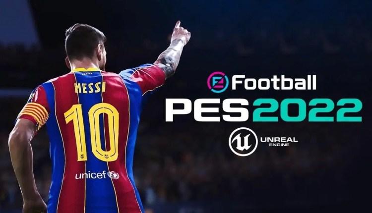 Efootball-Pes-2022 بيس 2022-