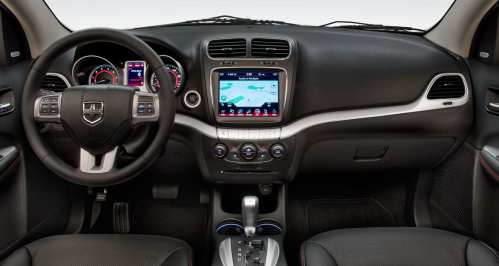 small resolution of 2015 dodge journey interior drivers view