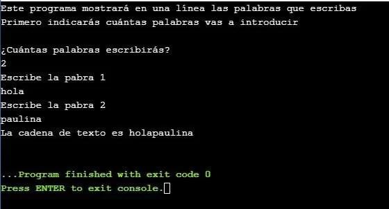 Decremento de variables en C++