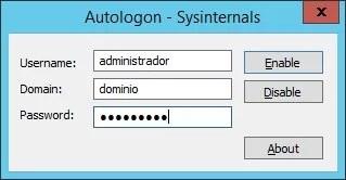 Autologon