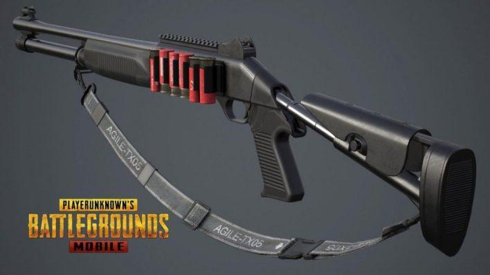 New Era Yeni Silah M1014 Yarı Otomatik Pompalı Tüfek