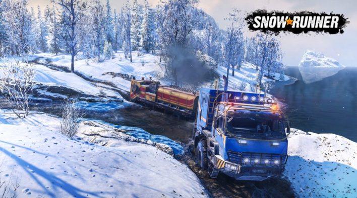Snow Runner PC Versiyon Oyunu Full Güncellenmiş (Update V4.7) Sürümü ile İndirin