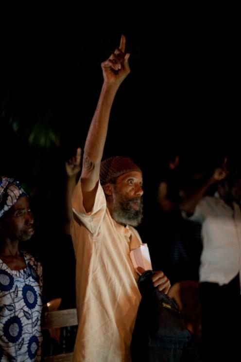 Dahveed Nelson at Ehalakasa Talk Party