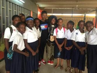 Jewell King in Ivory Coast
