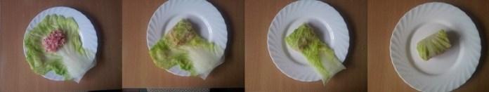 Голубцы с китайской капустой 4