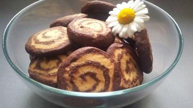 Песочное печенье Спиральки 10