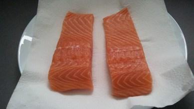 Малосольный лосось 2