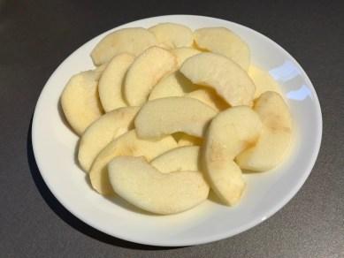 Яблочное печенье _4