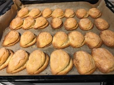 Яблочное печенье _9