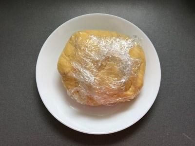 Ягодный пирог с безе _7