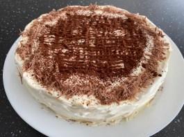 Блинный торт _