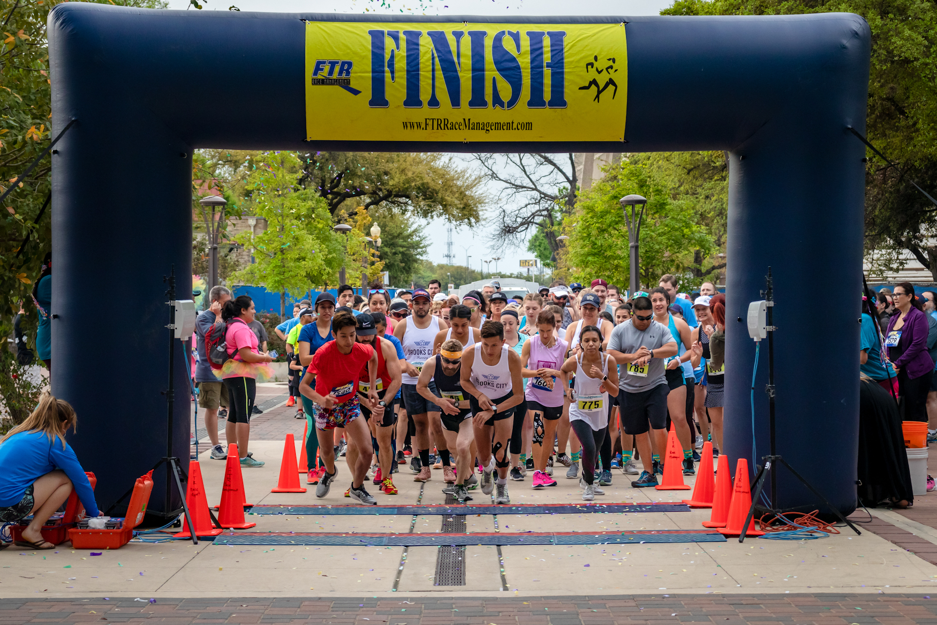 8th Annual VIVA SA 5K, 10K, Kids Fun Run is Back!