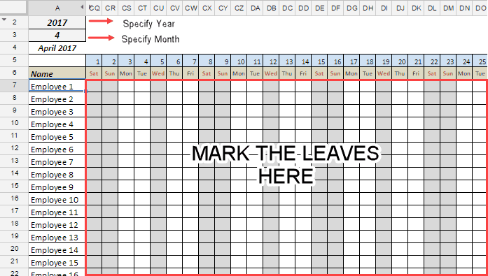 But here's why you still should take your pto. Leave Tracker Template In Google Sheets Updated For 2021