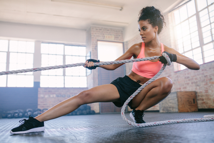 ENJOY THE REMARKABLE BENEFITS OF EXERCISE