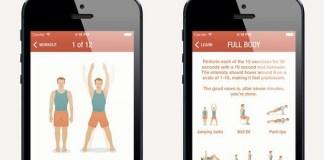 aplicatie fitness