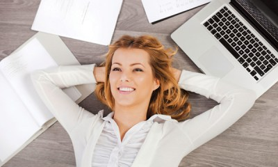 Young business woman relaxing on a floor.[url=http://www.istockphoto.com/search/lightbox/9786622][img]http://dl.dropbox.com/u/40117171/business.jpg[/img][/url]