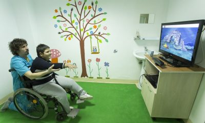 aplicație de recuperare, mira rehab, kinetoterapie