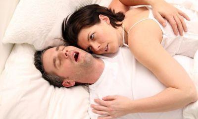 apneea în somn sforait
