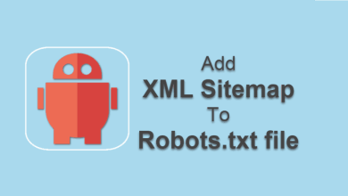 Photo of Robots txt sitemap