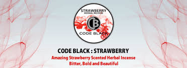 BUY Code Black Strawberry ONLINE