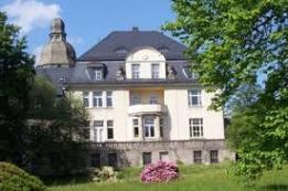 Rittergut Schilbach Parkansicht