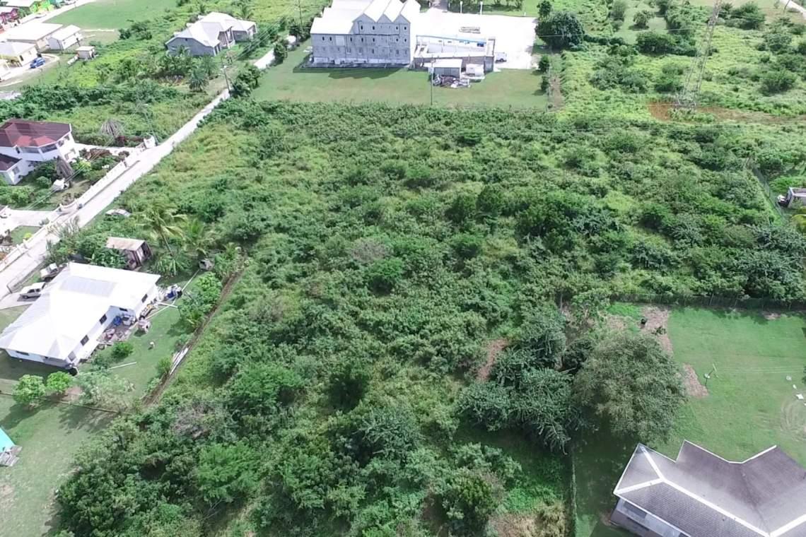 Belmont land (4 plots)