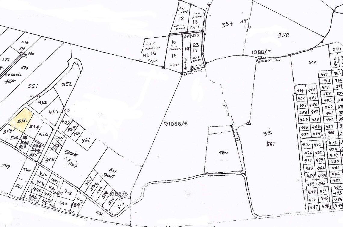 Cadastral Map
