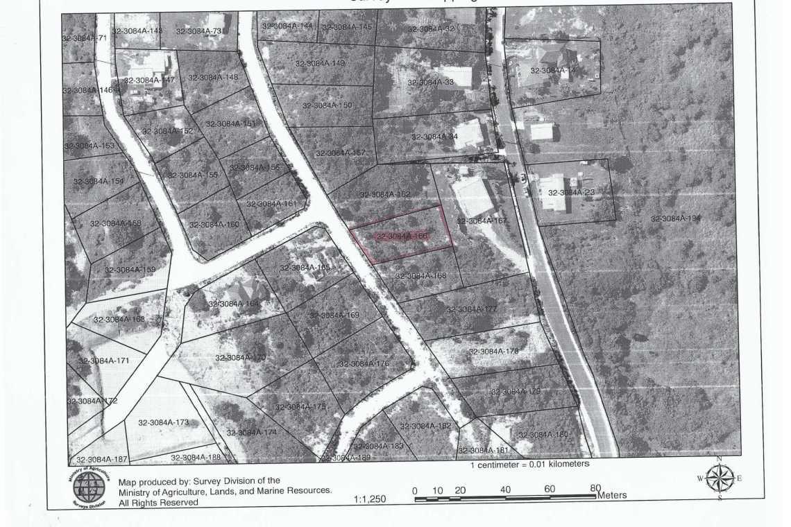 Freetown Survey Map